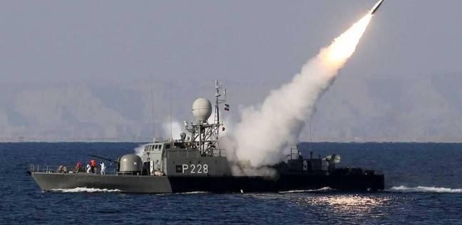 """إيران تختبر صاروخا مضادا للسفن في """"هرمز"""".. وخبير: استعراض زائف للقوة"""