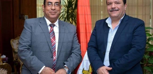 """تكليف الدكتور نبيل العيسوي بتسيير أعمال """"طب  الأطفال"""" بجامعة طنطا"""