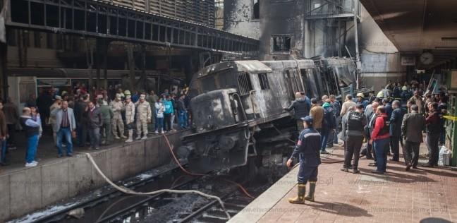 عاجل| القبض على السائق الثاني لقطار محطة مصر عقب هروبه للمنوفية