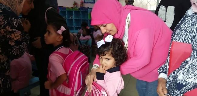 """""""تعليم القليوبية"""": انتظام 216 ألفا طالب في أول أيام العام الدراسي"""