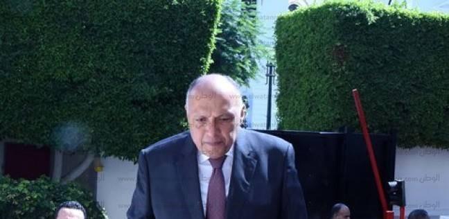 """الخارجية: ألمانيا مهتمة بنتائج """"سيناء 2018"""" والتعاون في مكافحة الإرهاب"""