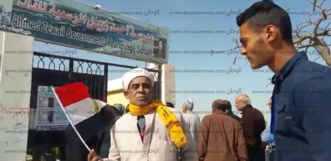 """رئيس """"انتخابات أسوان"""": فتح جميع اللجان في موعدها"""