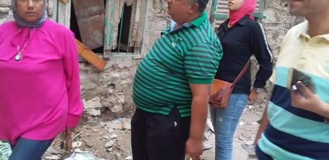 """إحالة عقارات """"امبروزو"""" الآيلة للسقوط بوسط الإسكندرية للجنة المنشآت"""
