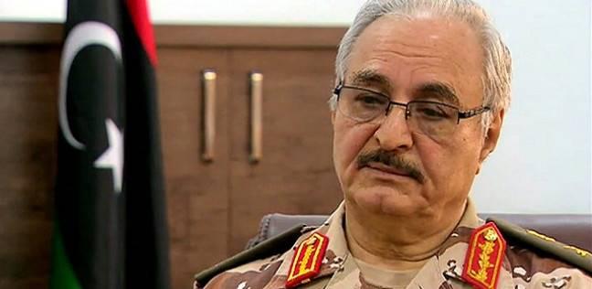 المبعوث الأممي في ليبيا يصل إلى بنغازي للقاء حفتر