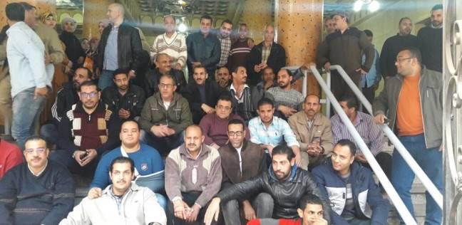 """الإثنين.. وقفة احتجاجية للعاملين باتحاد نقابات عمال مصر بسبب """"العلاوة"""""""