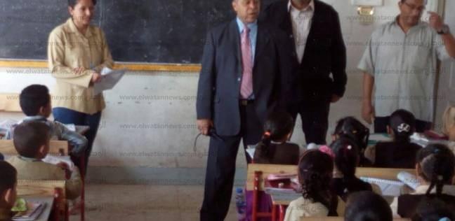 تعليم الغربية: اتخاذ الإجراءات القانونية ضد المتغيبين عن الدراس