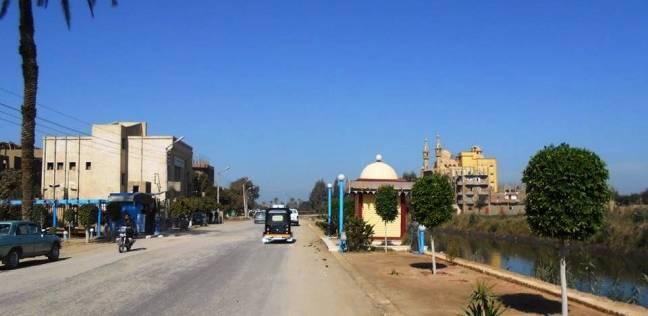 حملات موسعة للنظافة والتجميل بمدينة أخميم