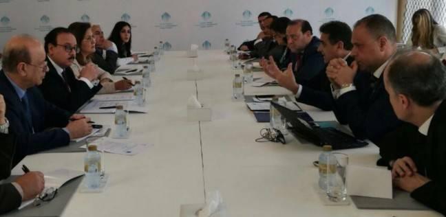 ياسر القاضى: نهدف لزيادة مساهمة قطاع الاتصالات بالناتج المحلي إلى 8%