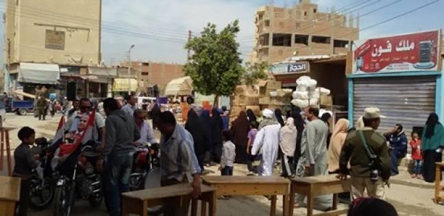 """""""دار السلام"""" تهتف ضد """"الجزيرة"""".. والناخبون: شاركنا بقوة في الانتخابات"""