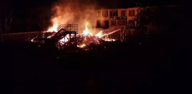 قتيلان و4 جرحى في انفجار مخزن ذخائر بأوكرانيا