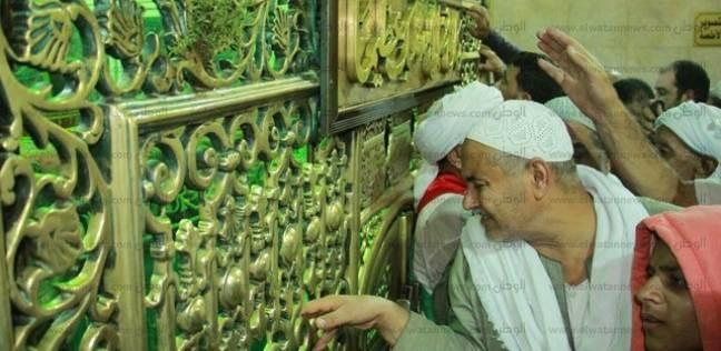 فى حضرة السيد البدوى.. «شيخ العرب.. مدااااااااااد»