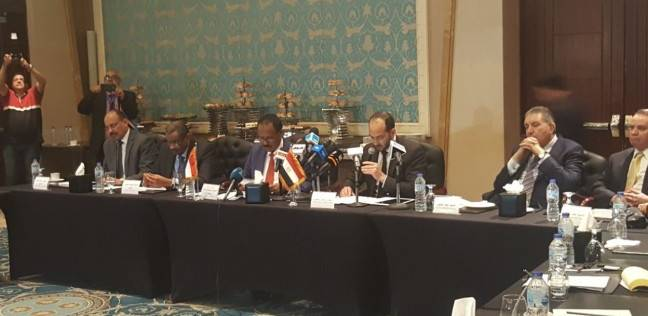 """انطلاق الاجتماع الأول لمجلس الأعمال """"المصري - السوداني"""" المشترك"""