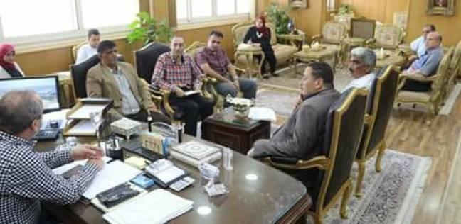 محافظ دمياط: نقل خط المياه الموصل لمدينة رأس البر بـ270 مليون جنيه