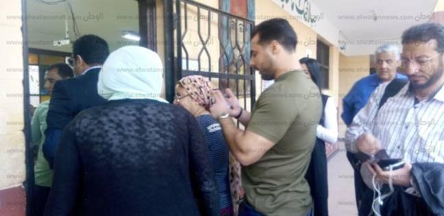 """إقبال كثيف على لجان الانتخابات في """"مصطفى كامل"""" بالنزهة"""