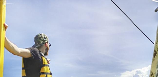 مغامرة «يحيى» فى جزيرة بالفلبين