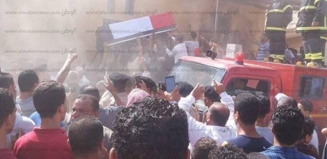 «الخارجية الليبية المؤقتة» تدين حادث العريش الإرهابي