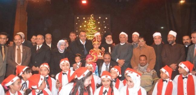 """""""ثقافة المنيا"""" تنظم احتفالية """"المحبة"""" بمناسبة عيد الميلاد"""