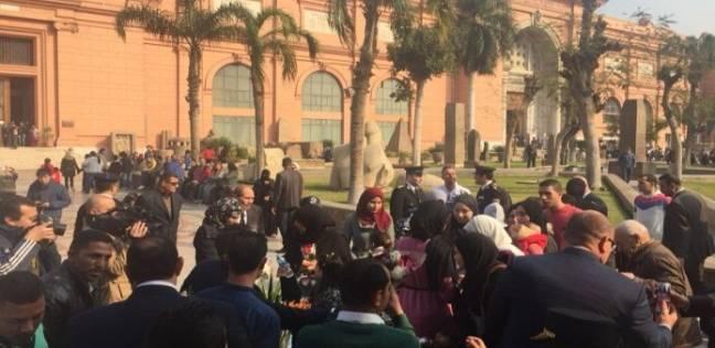 شرطة السياحة تنظم رحلات ترفيهية لـ60 من أبناء الشهداء