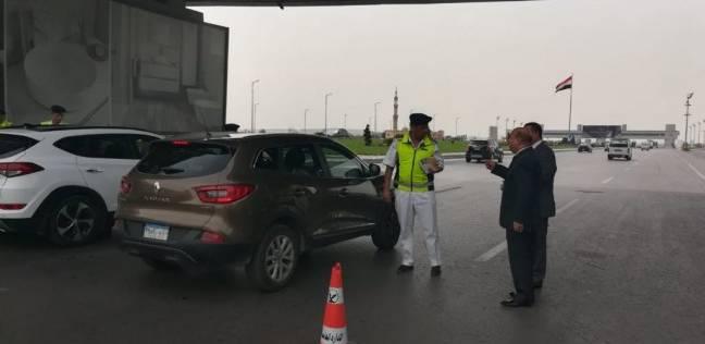 """""""المرور"""": ضبطنا 28 حالة قيادة تحت تأثير المواد المخدرة"""