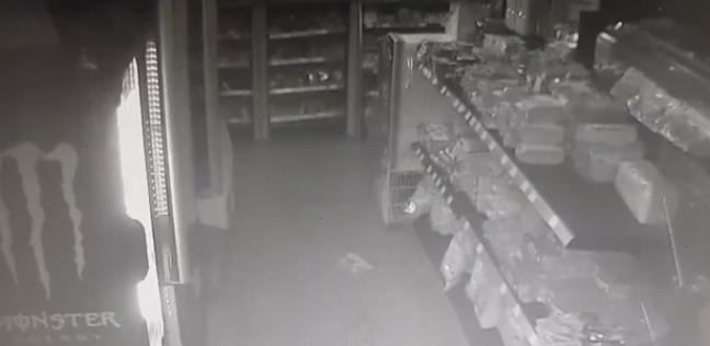 مقطع فيديو يظهر الكافتيريا التي حدثت بها الواقعة المثيرة للجدل