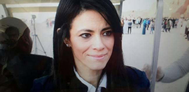 وزيرة السياحة تدلي بصوتها في الانتخابات الرئاسية