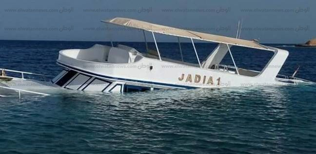 مصدر أمنى: اللنش الذي تعرض للغرق برأس سدر انطلق من شاطئ السادات