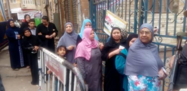 نائب المرج: السيدات شاركن بكثافة في الانتخابات لحرصهن على ممارسة حقها
