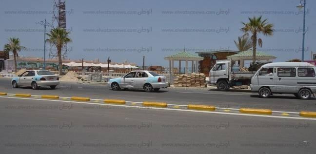إنجاز 97% من مشروعات تطوير مرسى مطروح