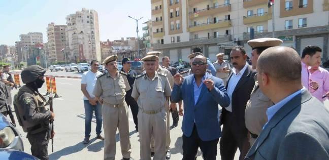 ضبط 7 متحرشين في حملة أمنية بحدائق الغربية