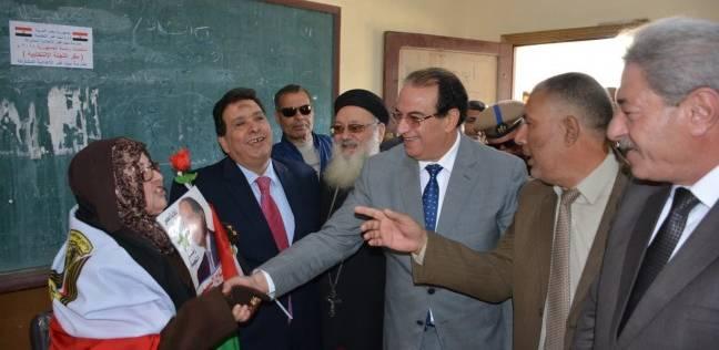 محافظة الدقهلية تنفي صلتها بورقة نسب التصويت المتداولة: أرقام مغلوطة