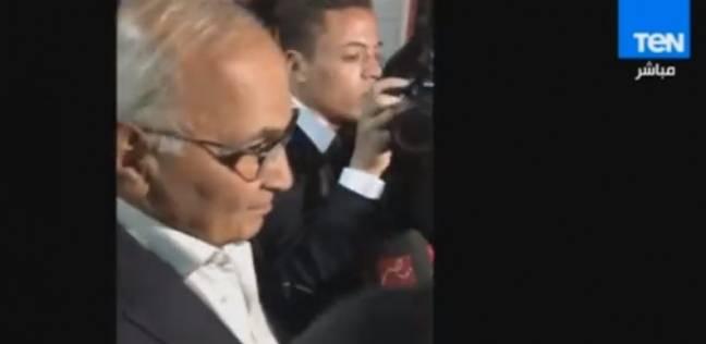2e3b4b731 الوطن | الانتخابات | بالفيديو| أحمد شفيق بعد تصويته بالانتخابات ...