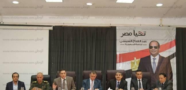 محافظ كفر الشيخ: تجهيز 96 سيارة إسعاف و42 إطفاء و40 مستشفى للانتخابات
