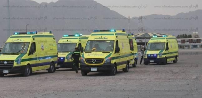 مصدر أمني: الإرهابيون استهدفوا سيارات الإسعاف عقب تفجير العريش