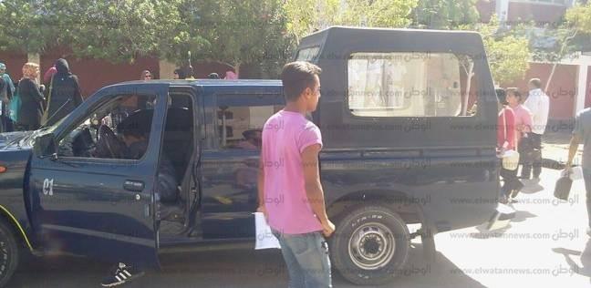 تشديدات أمنية حول محيط لجان الثانوية العامة في جنوب سيناء