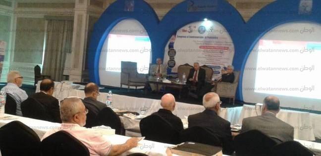 علاج التسمم البكتيري في المؤتمر الثالث لقسم طب الأطفال بجامعة المنوفية