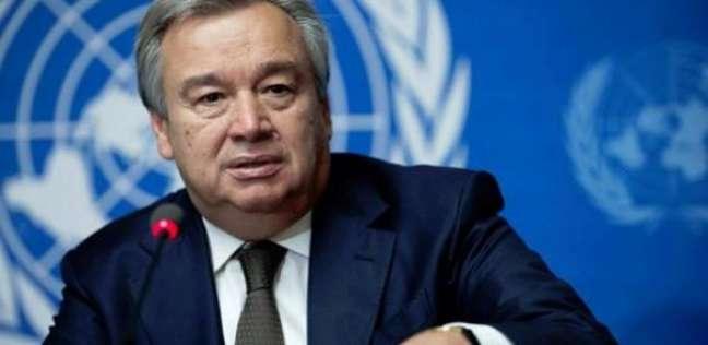 الأمين العام الجديد للأمم المتحدة يعرض سياسته في مجلس الأمن