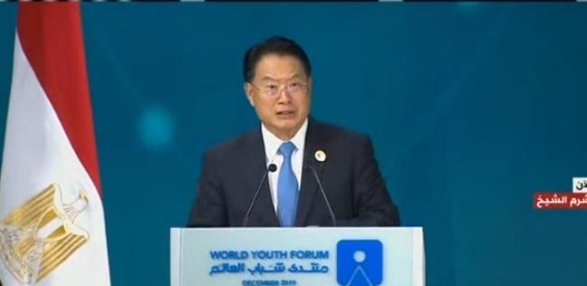 مدير المنظمة الصناعية بالأمم المتحدة: منتدى الشباب يتضافر مع محاور السلام