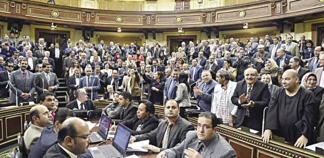وفد البرلمان المصري في لندن يلتقي رئيس لجنة العلاقات الخارجية بالعموم البريطاني