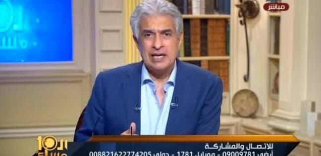 """عادل إمام يرفض طلب الإبراشي: """"أرجوك اعفيني يا وائل"""""""