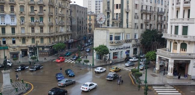 سيولة مرورية في «ماسبيرو».. وحل أزمة «انفجار ماسورة المياه»