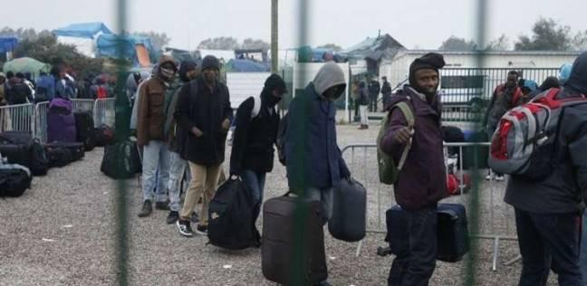 """إخلاء مخيم """"جراند-سينت"""" للمهاجرين في شمال فرنسا"""