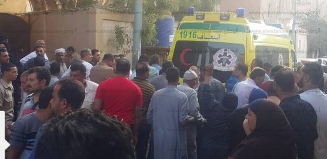 """مصرع طفل سقط في """"بانيو"""" حمام منزله بمركز شبين الكوم"""