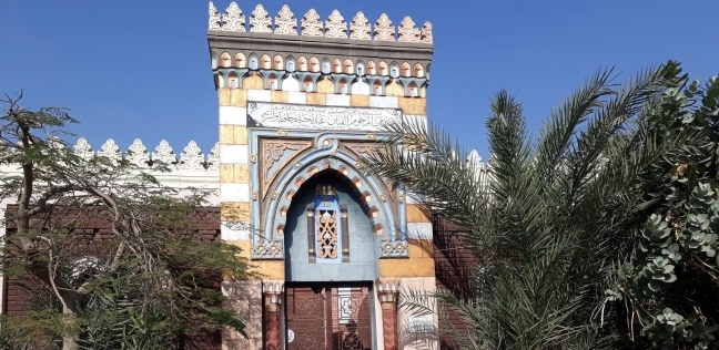 مدفن عبدالحليم حافظ