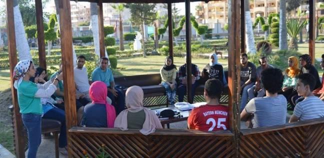 بدء فعاليات ملتقى طلاب جامعة المنصورة