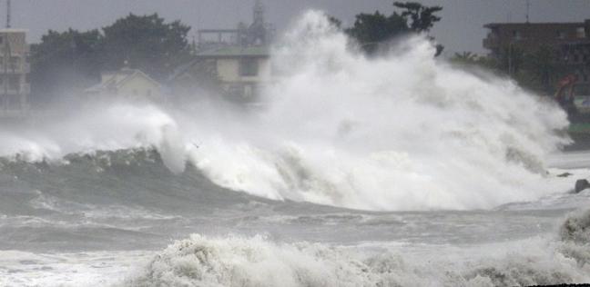 إعصار فاكساي يضرب اليابان ويتسبب في انقطاع الكهرباء واضطراب النقل - العرب والعالم -