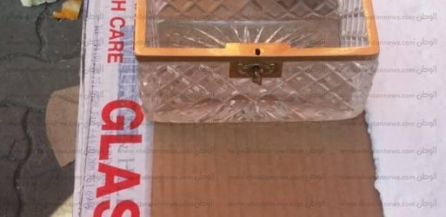 """مصدر أمني لـ""""الوطن"""": ضبط 14 قطعة أثرية داخل شحنة قادمة من إنجلترا"""