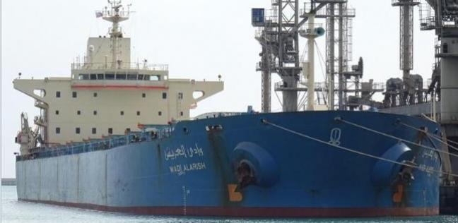 ميناء غرب بورسعيد يستقبل 63 ألف طن قمح أوكراني