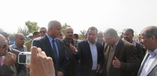 رئيس جهاز شؤون البيئة يعلن فرم سفير القصب للاستفادة منه اقتصاديا