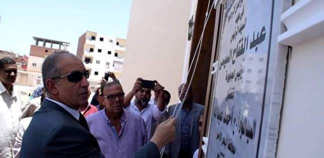 محافظ البحر الأحمر يفتتح مسجد الوهاب بالسقالة في مدينة الغردقة