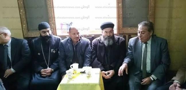 """""""أجا"""" بالدقهلية: الإرهاب الغاشم لن ينال من وحدة الشعب المصري"""